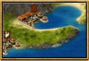 Obrázky z hry Grepolis - Mapa